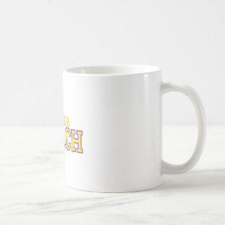 Cheer Coach Basic White Mug