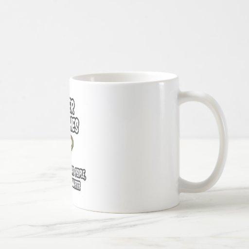 Cheer Coaches...Regular People, Only Smarter Coffee Mug