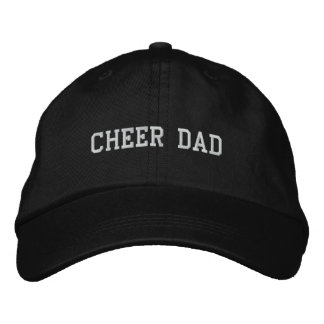 CHEER DAD Embroidered Hat
