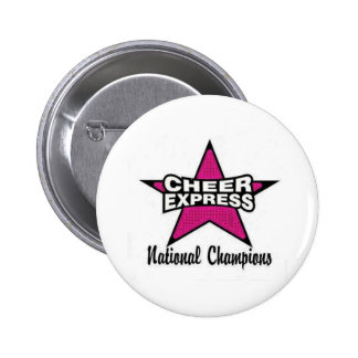 Cheer & Dance Express National Champion Button!