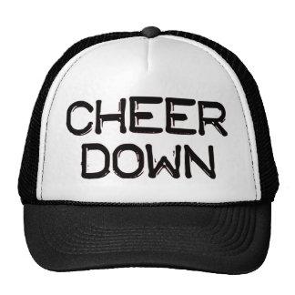 Cheer Down Cap