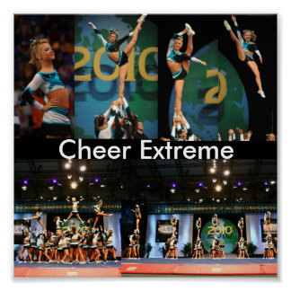 Cheer Extreme Posters