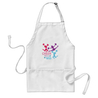 Cheer For A Win Standard Apron