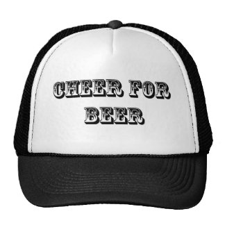 Cheer For Beer Cap
