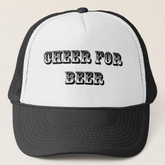 Cheer For Beer Trucker Hat