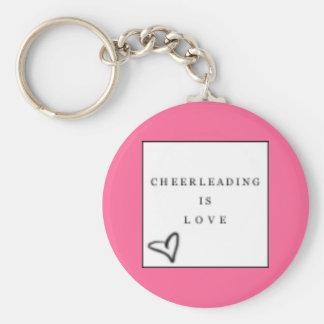 cheer=love key ring