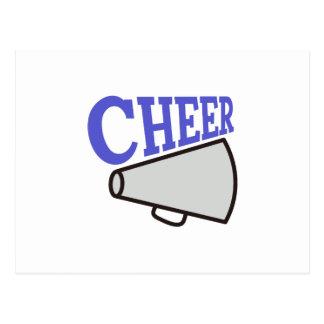 Cheer Postcard