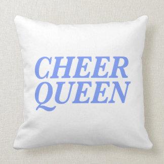Cheer Queen Print Cushion