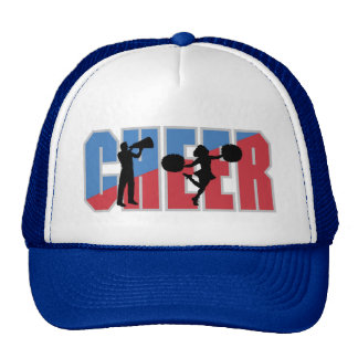 CHEER T-shirts and Gifts Trucker Hats