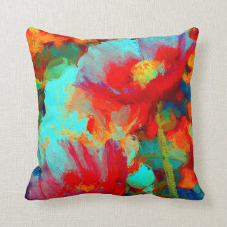 Cheer Up Buttercup Print Cushion