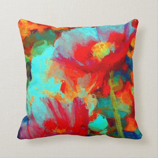 Cheer Up Buttercup Print Throw Pillow