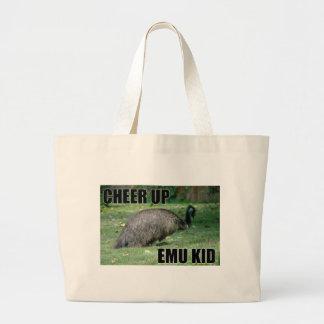 Cheer Up Emu Kid Bag
