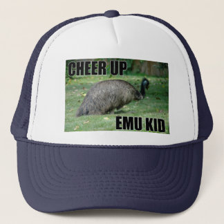 Cheer Up Emu Kid Hat