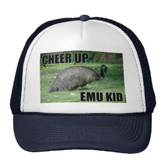 Cheer Up Emu Kid Hat