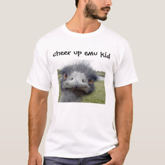 cheer up emu kid T-Shirt