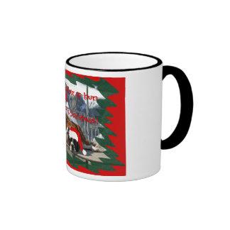 cheer up hun, it's Christmas! Coffee Mug