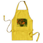 Cheerful Flowering Apron