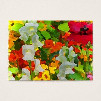 Cheerful Garden Colors ATC