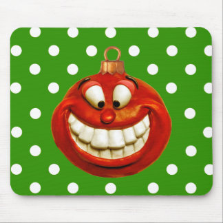 Cheerful Orniment Mousepads