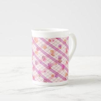Cheerful Rose Tea Cup