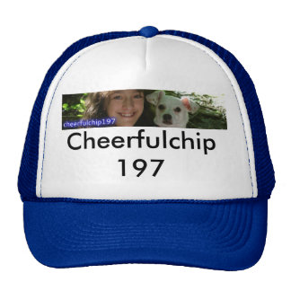 Cheerfulchip197 Official Hat