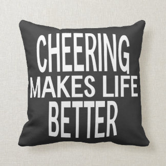 Cheering Better Pillow - Assorted Styles & Colors
