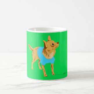 Cheerio the Chihuahua Coffee Mug