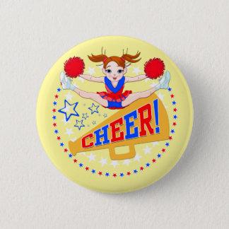Cheerleader Badge