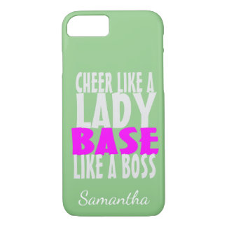 Cheerleader Base iPhone 7 Case