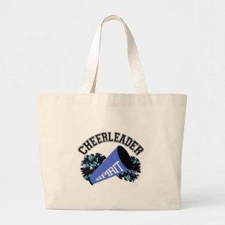 Cheerleader Blue Bags