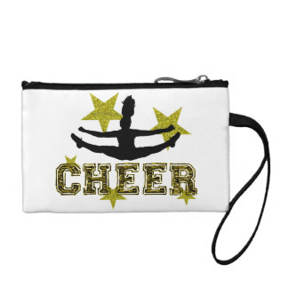 Cheerleader Coin Purses