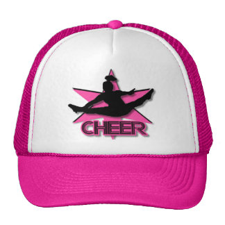 Cheerleader hat