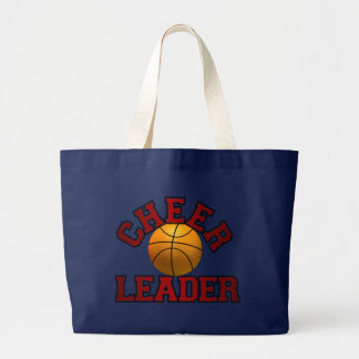 Cheerleader Large Tote Bag
