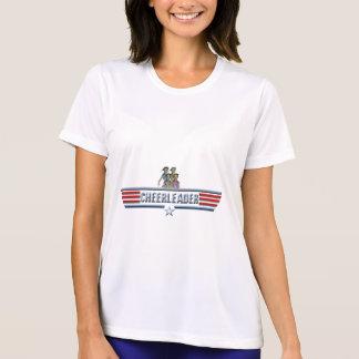 Cheerleader Logo Tee Shirts