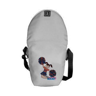 Cheerleader Messenger Bags