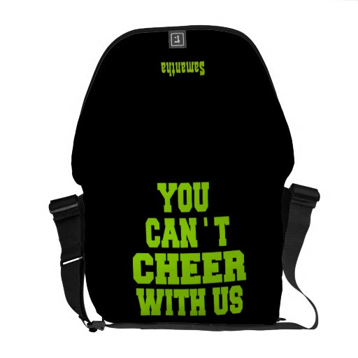 Cheerleader Courier Bags