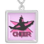 Cheerleader Custom Necklace