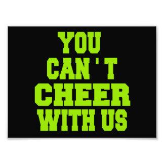 Cheerleader Photo Print