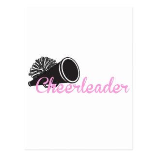 Cheerleader Post Cards