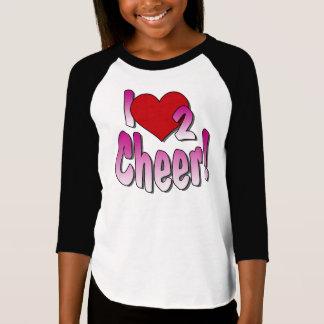 Cheerleader Raglan T-Shirt