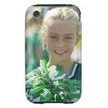 Cheerleaders 2 tough iPhone 3 covers