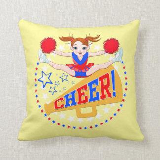 Cheerleaders Cheer Cushion