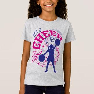 Cheerleaders, It's a Cheer Life, Cheer T-shirt