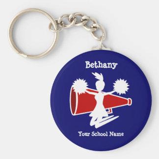 Cheerleader's Keychain