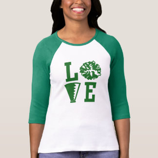 Cheerleaders Love, Cheer T-Shirt