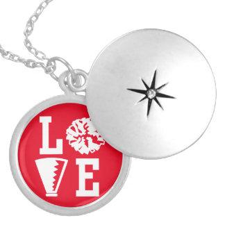 Cheerleaders Love Necklace