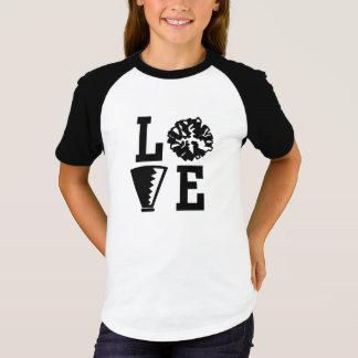 Cheerleaders Love T-shirt