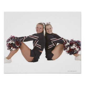 Cheerleaders Poster