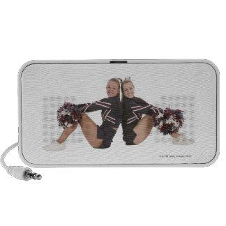 Cheerleaders Portable Speakers
