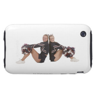 Cheerleaders Tough iPhone 3 Cases